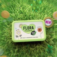 Flora Social Post